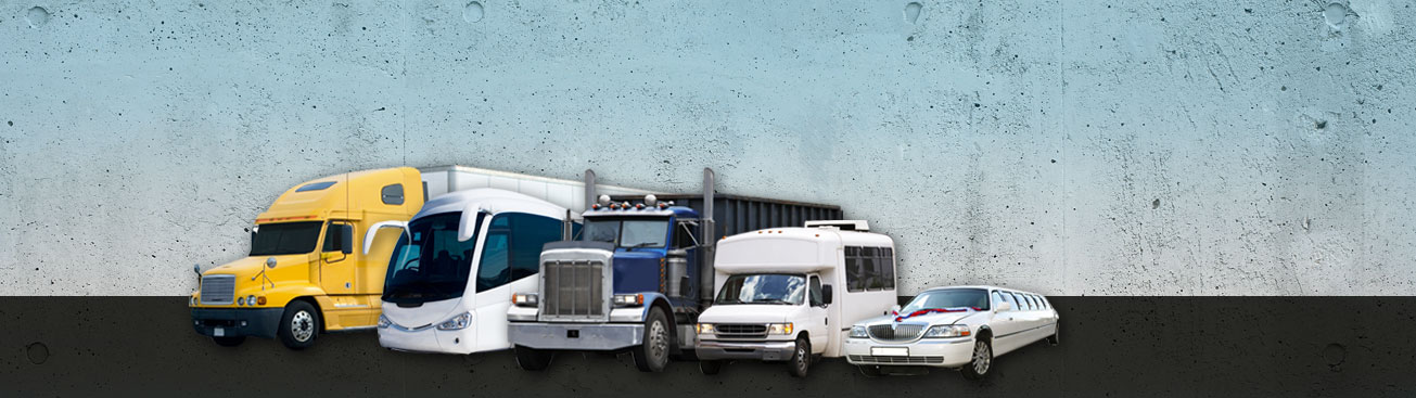 COMMERCIAL TRANSPORTATION TRUCKING, PUBLIC AUTO, & MORE